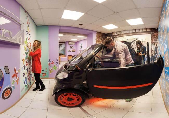 Картинка квест комнаты Smart room в городе Одесса