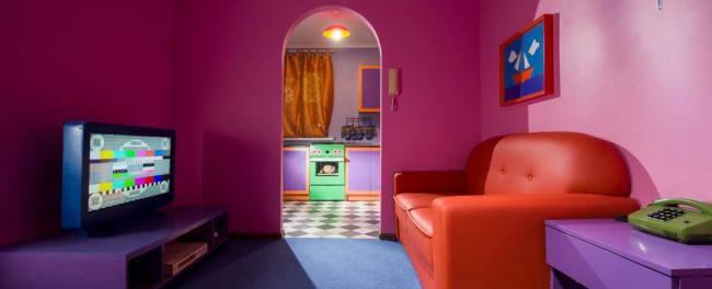 Картинка квест кімнати Сімпсони: втрачена серія в городе Київ