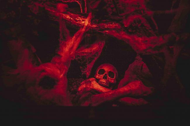 Картинка квест комнаты Портал призраков в городе Днепр