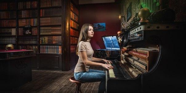 Картинка квест комнаты Секрет композитора Шульца в городе Полтава