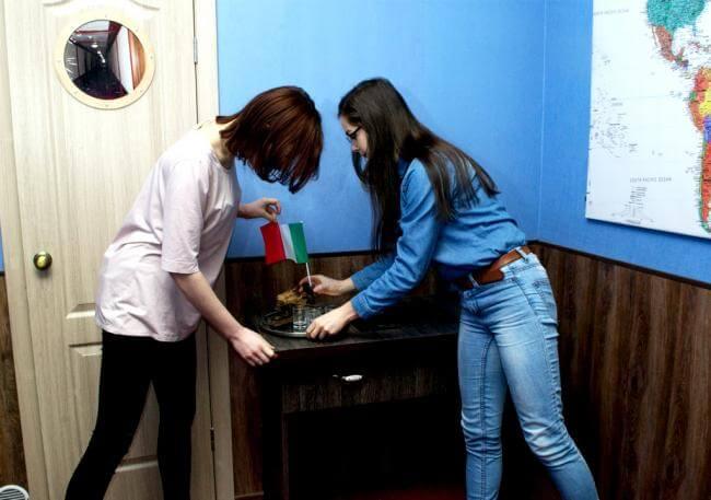Картинка квест комнаты Каюта №18 в городе Ровно