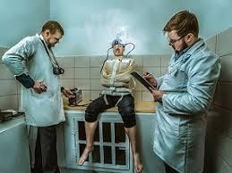 Картинка квест комнаты Шоковая терапия в городе Черкассы