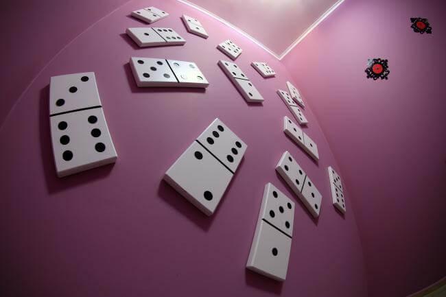 Картинка квест комнаты Магия чисел в городе Киев