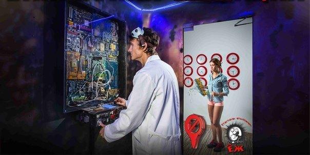 Картинка квест кімнати Машина часу в городе Полтава