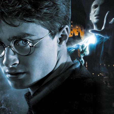 Картинка квест комнаты Гарри Поттер в городе Харьков