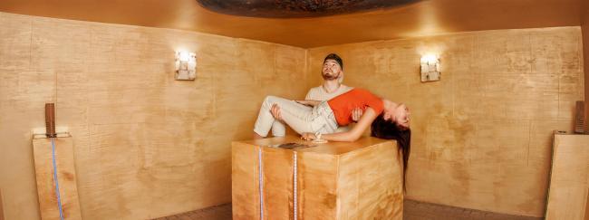 Картинка квест комнаты Пятый элемент в городе Одесса