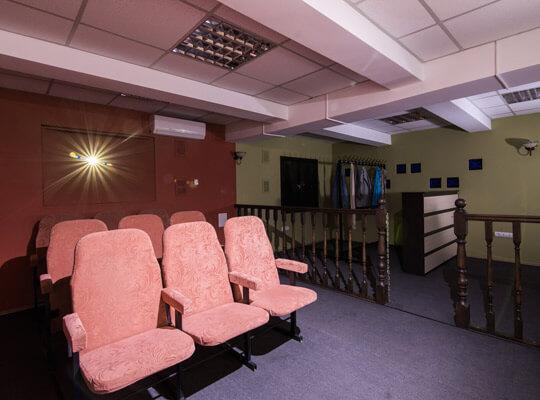 Картинка квест кімнати Кінотеатр в городе Київ