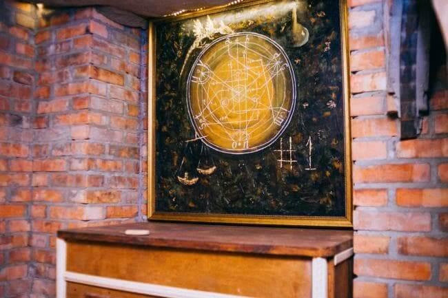 Картинка квест комнаты Замок Алхимика в городе Днепр