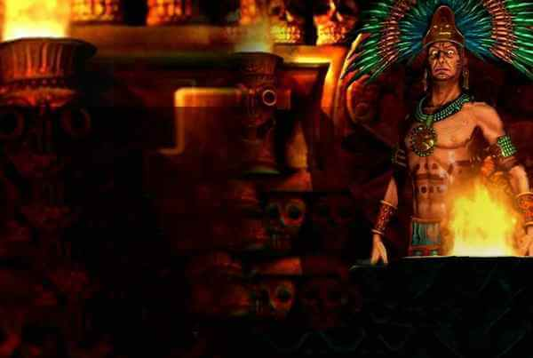Картинка квест комнаты Храм Солнца в городе Одесса