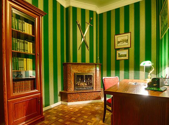 Картинка квест комнаты Измена лорда в городе Львов