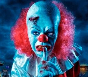 Картинка квест комнаты Гримерная клоуна в городе Харьков