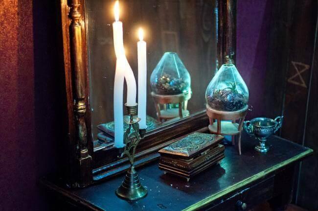 Картинка квест комнаты Кабинет Дамблдора в городе Сумы