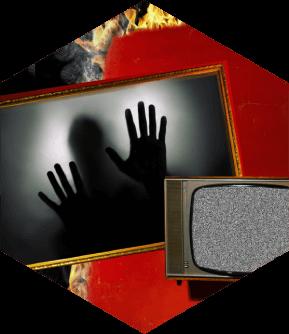 Картинка квест кімнати Жахи свідомості в городе Кривий  Ріг