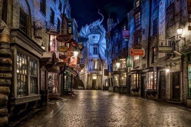 Картинка квест кімнати Harry Potter в городе Львів