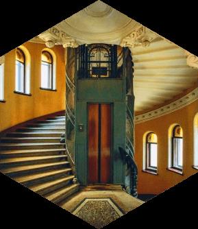 Картинка квест комнаты Лифт в городе Чернигов