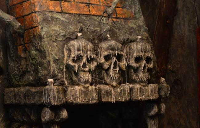 Картинка квест комнаты Логово Ведьмы в городе Киев