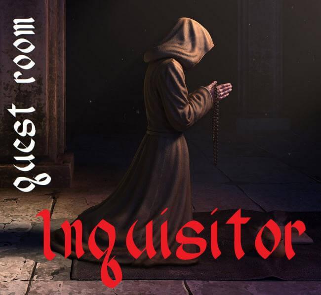 Картинка квест комнаты Inquisitor в городе Запорожье