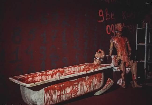 Картинка квест комнаты Пила 2 в городе Кривой Рог