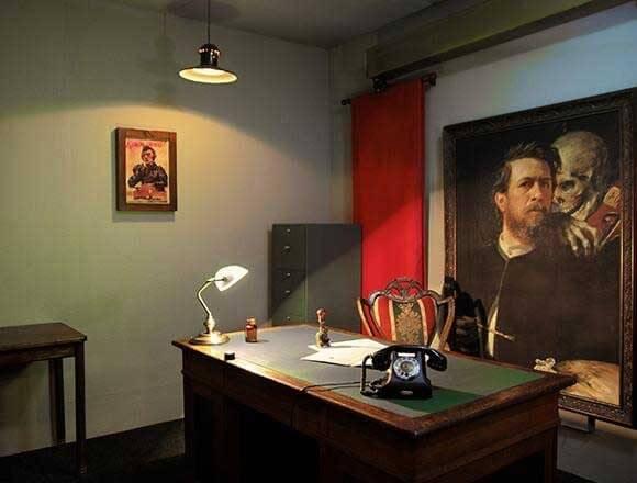 Картинка квест комнаты Берлин 44 в городе Киев