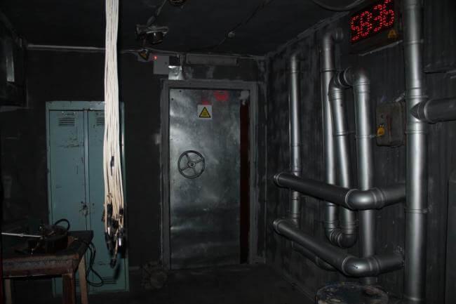Картинка квест комнаты Заброшенный бункер  в городе Запорожье