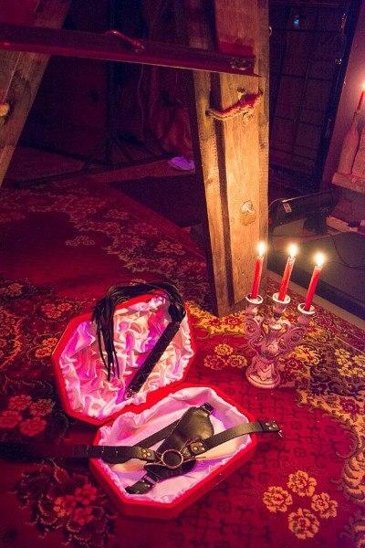 Картинка квест комнаты ЛОФТ САДИСТА в городе Одесса