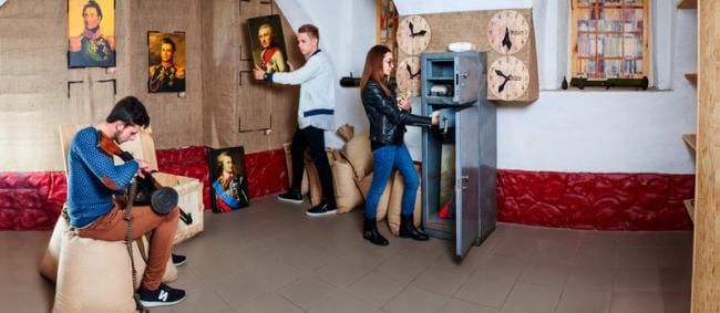 Картинка квест кімнати Одеська контрабанда в городе Одеса