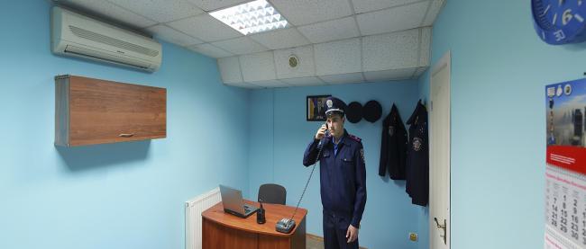 Картинка квест кімнати Райвідділ в городе Хмельницький