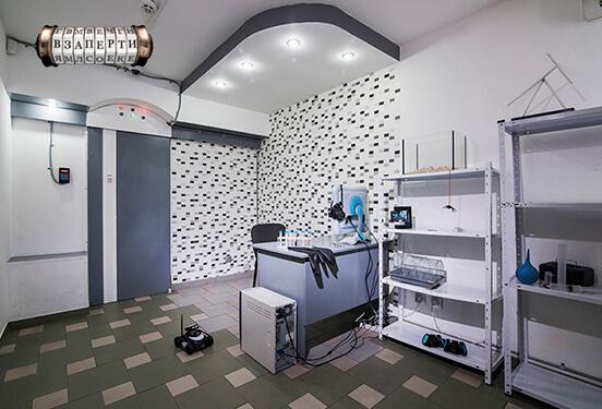 Картинка квест кімнати Зона 51: лабораторія в городе Київ