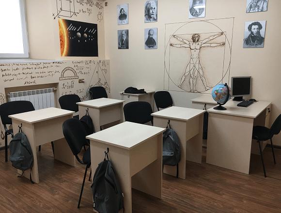 Картинка квест комнаты Школа Гениев в городе Киев