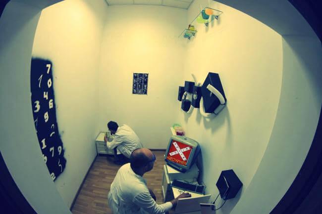 Картинка квест кімнати Лабораторія в городе Чернівці