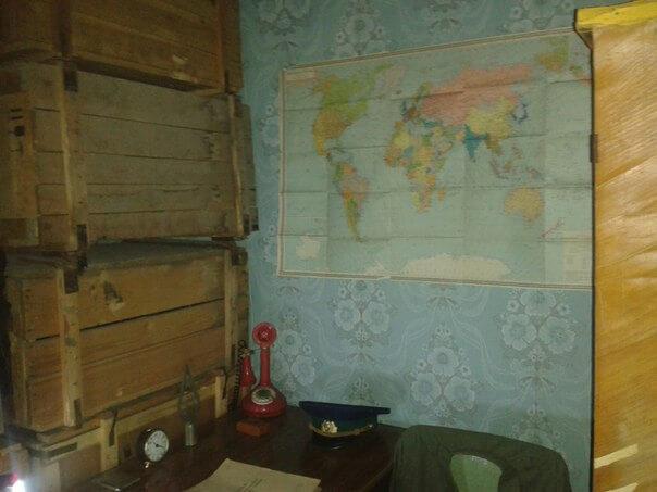 Картинка квест комнаты Шпион в городе Краматорск