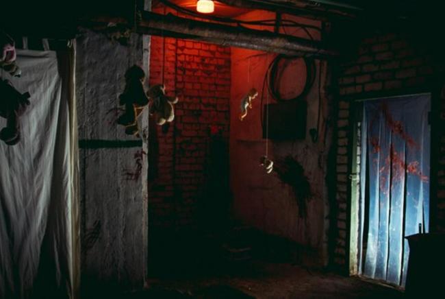 Картинка квест кімнати Лігво маніяка в городе Черкаси