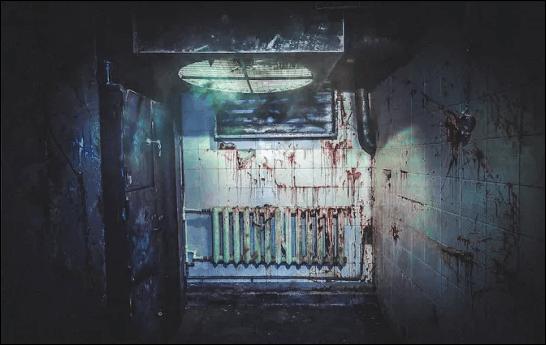 Картинка квест комнаты Кошмары Стивена Кинга в городе Краматорск