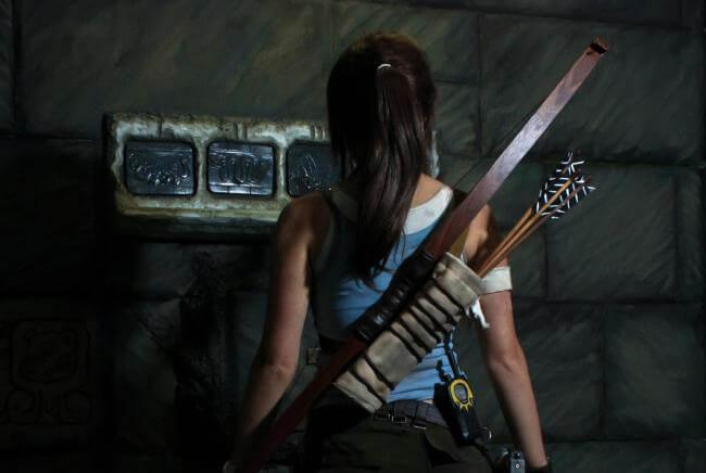 Картинка квест кімнати Lara Croft: Храм Написів в городе Київ