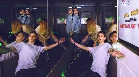 Картинка квест кімнати Шпигунські Ігри в городе Львів