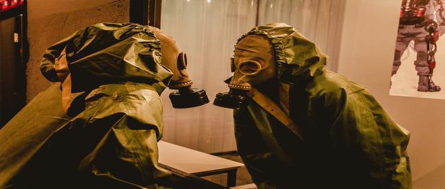 Картинка квест кімнати Чорнобиль в городе Київ