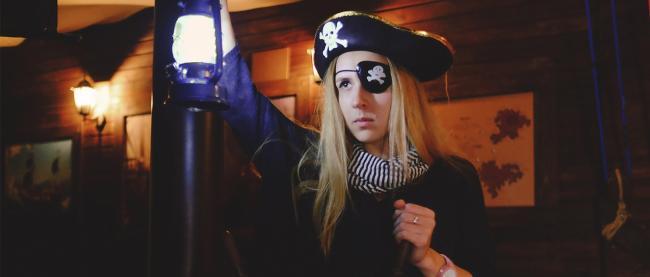 Картинка квест кімнати Пірати Карибського моря в городе Київ