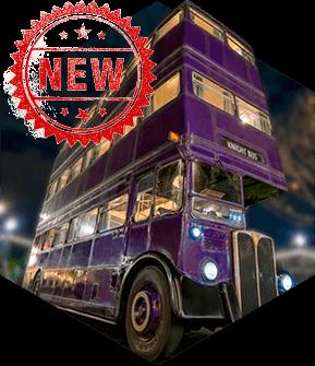 Картинка квест комнаты Волшебный автобус и Гарри Поттер в городе Харьков