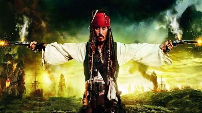 Картинка квест комнаты Пираты Карибского моря - Черная жемчужина в городе Одесса