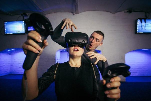 Картинка квест комнаты Виртуальная реальность в городе Днепр