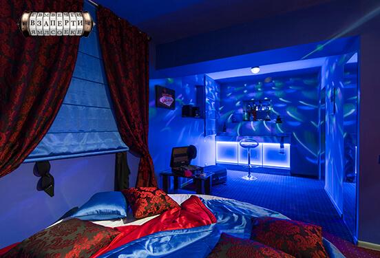 Картинка квест комнаты Похмелье в Вегасе в городе Киев