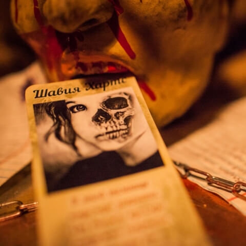 Картинка квест комнаты Silent Hill в городе Днепр