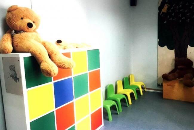 Картинка квест комнаты Фабрика игрушек в городе Киев
