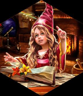 Картинка квест комнаты Школа Магии в городе Харьков