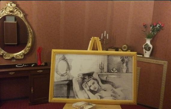 Картинка квест комнаты Сердце Океана в городе Днепр