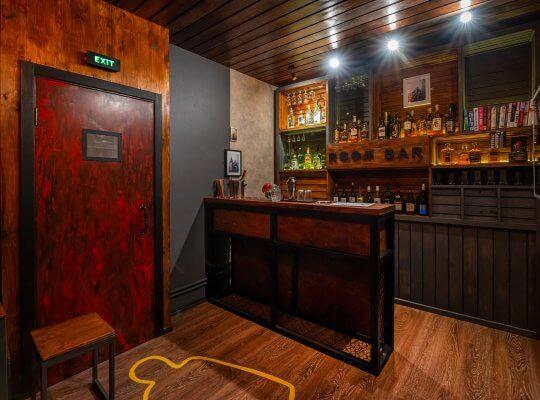 Картинка квест кімнати Смертельний Коктейль в городе Київ