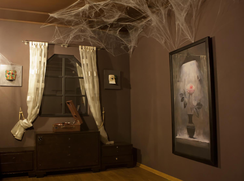 1 Фото квест комнаты Гостевой дом призрака в городе Киев
