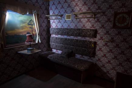 Картинка квест комнаты Тайна скорого поезда в городе Запорожье