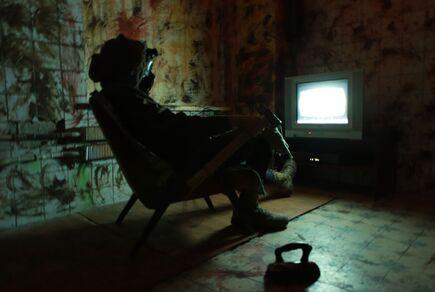 Картинка квест комнаты Silent Hill. Alchemilla Asylum в городе Киев