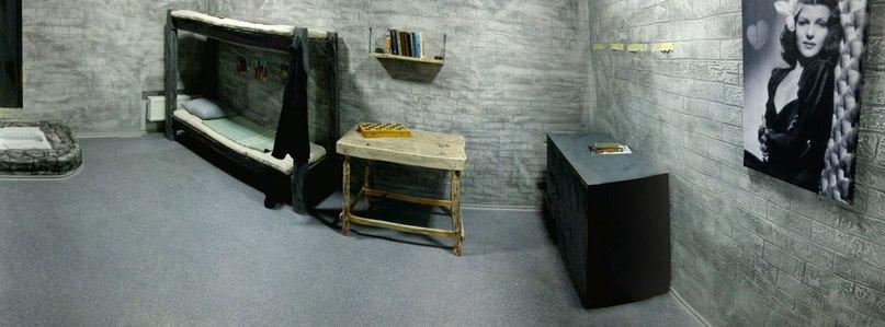 Фото квест комнаты Побег из тюрьмы  в городе Черкассы
